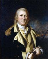 Portrait of Revolutionary War Hero General William Moultrie