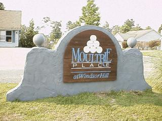 Moultrie Place entrance in Windsor Hill