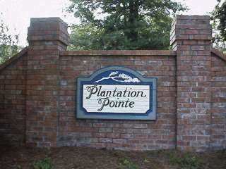 Now leaving Plantation Pointe...